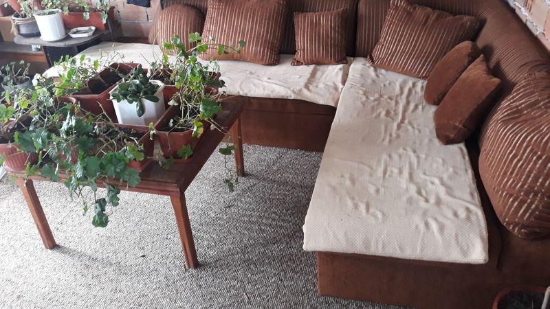 Ъглов диван много изгодно гр. Смолян - image 1