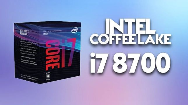 Core i7 8700 + z370 + 650w
