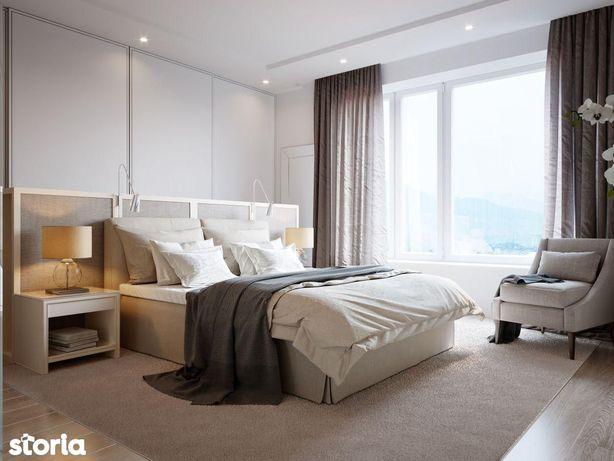 Apartament cu 2 camere si terasa - Vedere Panoramica, 80 mp - Brașov
