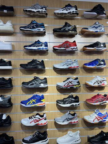Обувь кроссовки asics все цвета