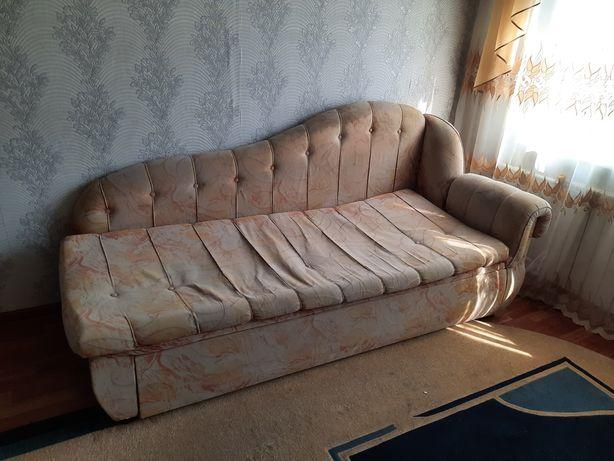 Отдам раскладной диван