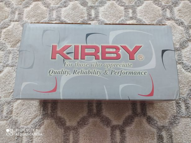 Турбомашинка Kirby