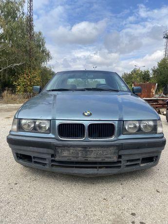 BMW E36 m43b18 115 к.с. НА ЧАСТИ