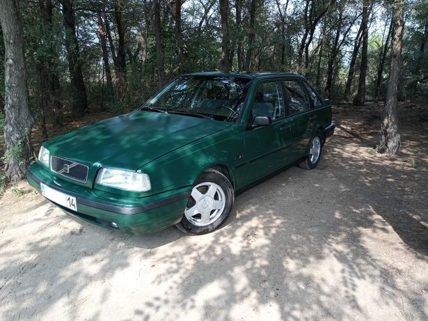 Volvo 440 GL injection