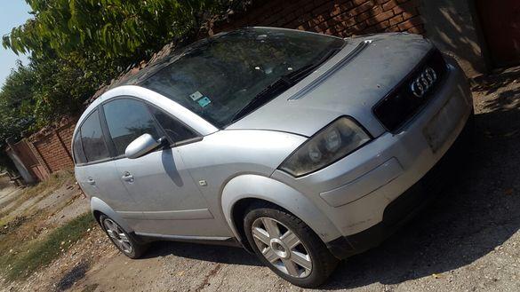 Audi A2 -1.4i 2002 г./за части/