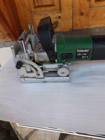 Дърводелска канална машина