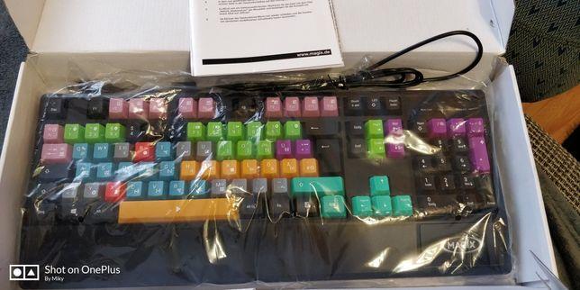 Tastatura editare video Magix
