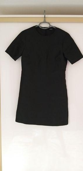 Стилна черна рокля Max&co