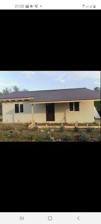 Casa modulare metalică