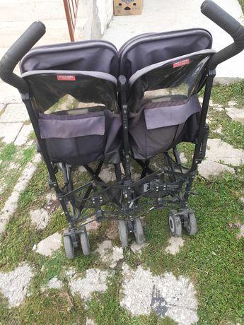 Количка за близнаци Макларън