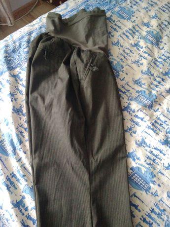 2бр Офис панталони за бременни