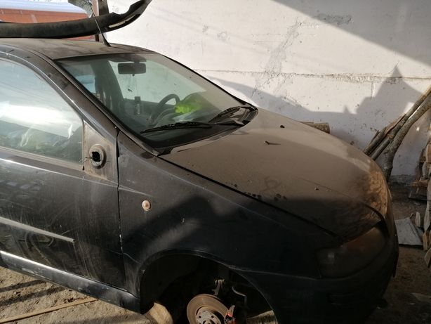 Fiat punto hgt 188 tuning home made