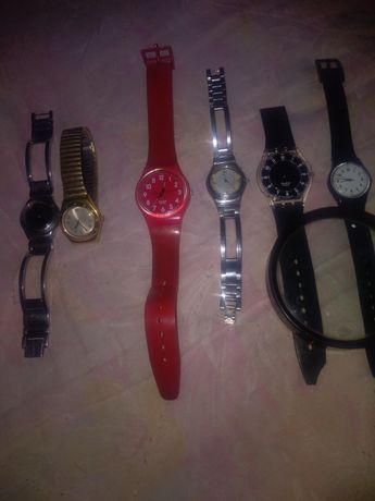 LOT 6 ceasuri swatch Vintici, stare buna, 140 lei Toate.
