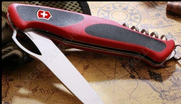 Нож Victorinox RangerGrip 63, включена доставка