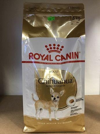 Royal Canin Chihuahua 1.5 кг / Специална Храна за Чихуахуа
