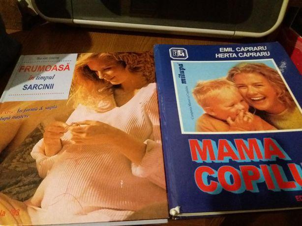 Carti pentru îngrijirea mamei si copilului