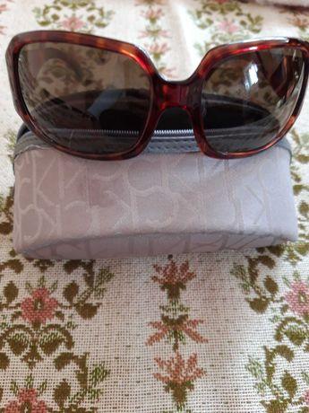 Слънчеви очила Calvin Klein