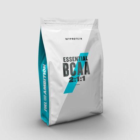 BCAA БЦАА 1кг (2:1:1) от Myprotein