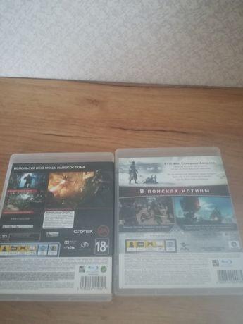 Игры на пс3 диски