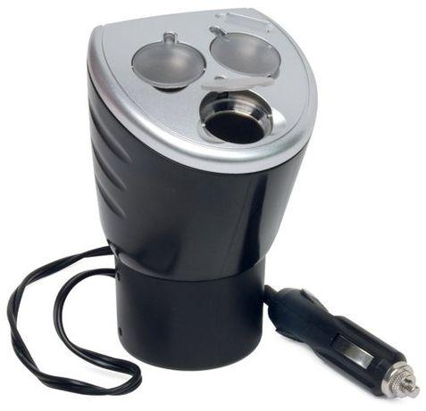 RoadPro 4-в-1 за запалка на автомобил