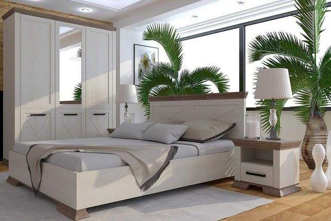 Спальный гарнитур Марсель, модульная коллекция. Мебель со склада