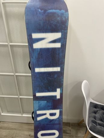 Placa Snowboard Nitro Legaturi Boots