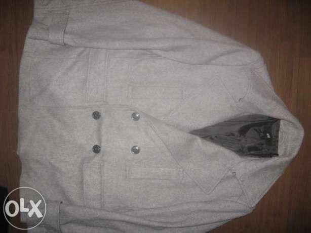 Palton lana H&M nou-nout, mar. 54