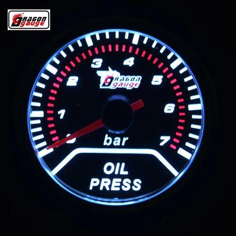 Измервателен уред налягане на масло BAR в бар уреди манометър до