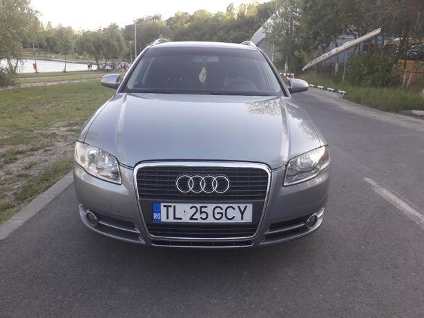 Audi A4  an 2007 inmatriculat