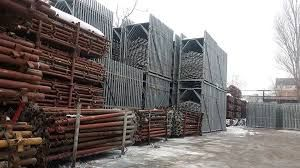Popi - stalpi metalici reglabili Constructii