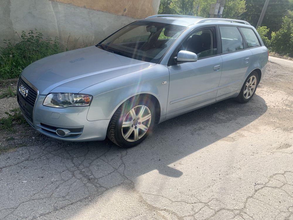 Audi a4 b7 3.0tdi На Части Ауди а4 3.0тди