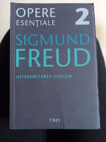 Sigmund Freud Interpretarea viselor