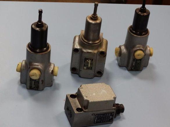 хидравличен клапан, хидравличен пресостат за руски преси, фрези и др.