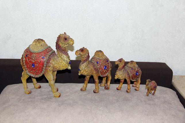 Декоративные статуэтки верблюдов из глины. Сувениры . Ручная работа