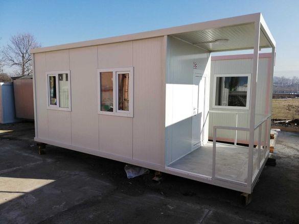 Охранителни кабини,офис контейнери, преносими конструкции по индивидуа