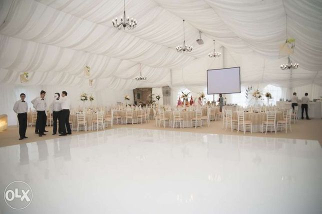 Corturi, mese, scaune si decoratiuni pentru nunti evenimente
