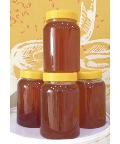 Мед свежий Уржар