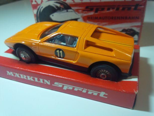 Auto MARKLIN - Made in Germany - Cutie Originala - Circuit electric