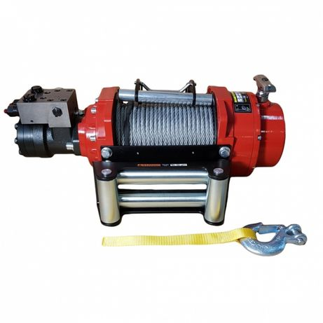 Хидравлична лебедка PWH10000 PRO PowerWinch (за пътна помощ)