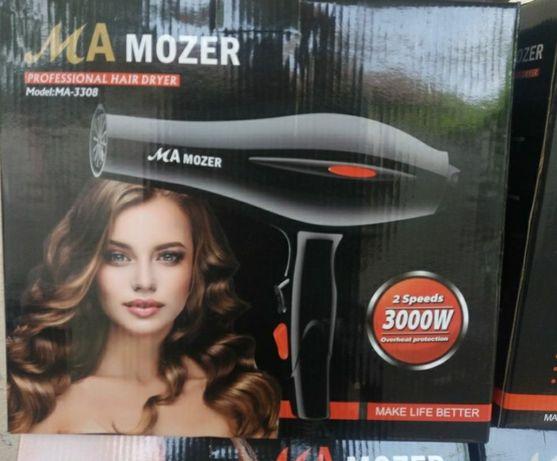 Фены для волос MOZER 3000W новые в упаковке