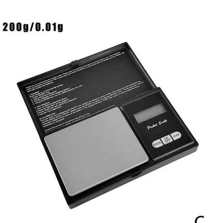 Cantar Digital Precizie 0.01 grame / 200Gr / 500Gr Bijuterii Aur Nou