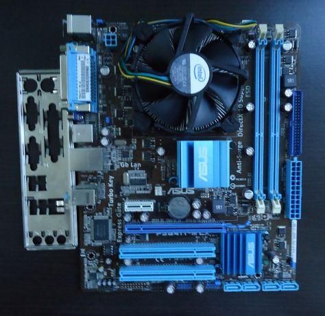 Placi de baza PC+Procesor socket 775