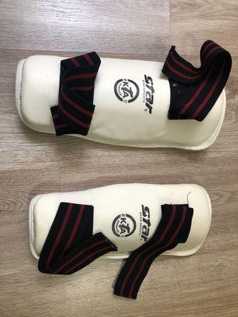 Щитки перчатки боксерские рашгард