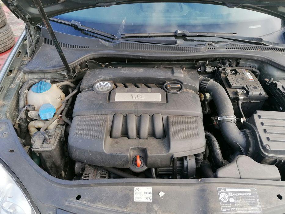 Motor vw golf 5, audi a3, seat, 1.6 8v cod motor BSE Stei - imagine 1