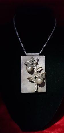 Pandantiv masiv din argint