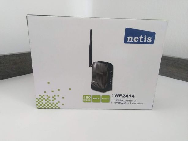 Vand Router Wireless netis. 150mbps.