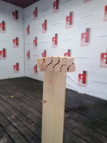 Sipca rasinoase – coltar 18x18x2000mm