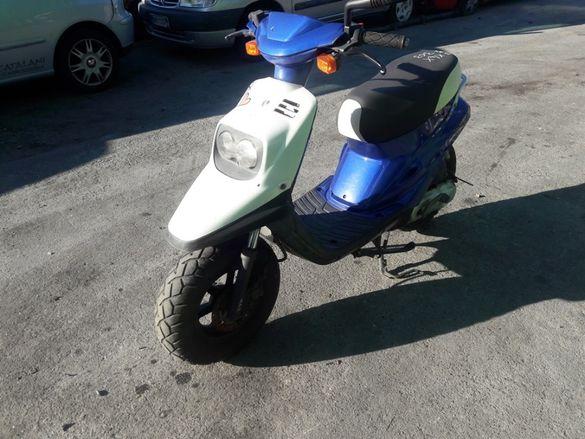 Мотоциклет скутер ямаха мбк (Mbk Booster) -на части