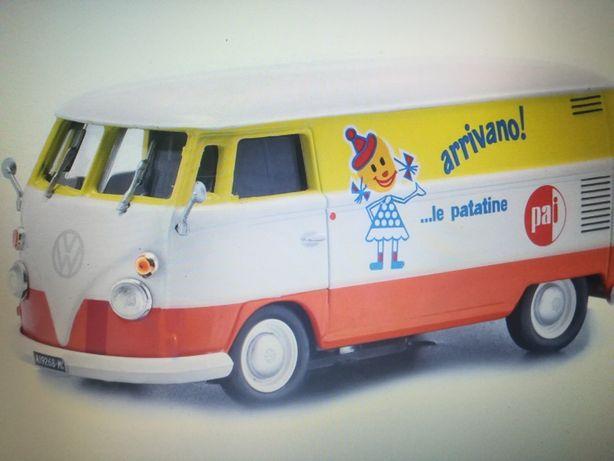Macheta Volkswagen VW T1c bus 1:43