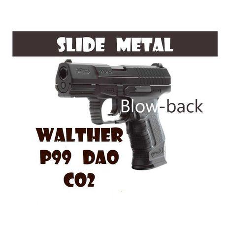 Pistol Walther 4Joules Metal varianta Putere Maxima SUPER OFERTA
